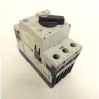 Used  Allen Bradley Motor Circuit Protector 140M-D8N-B63