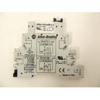 Used Allen Bradley Control Relay 700-TBR60