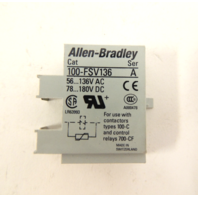 Used Allen Bradley Surge Suppressor 100-FSV136