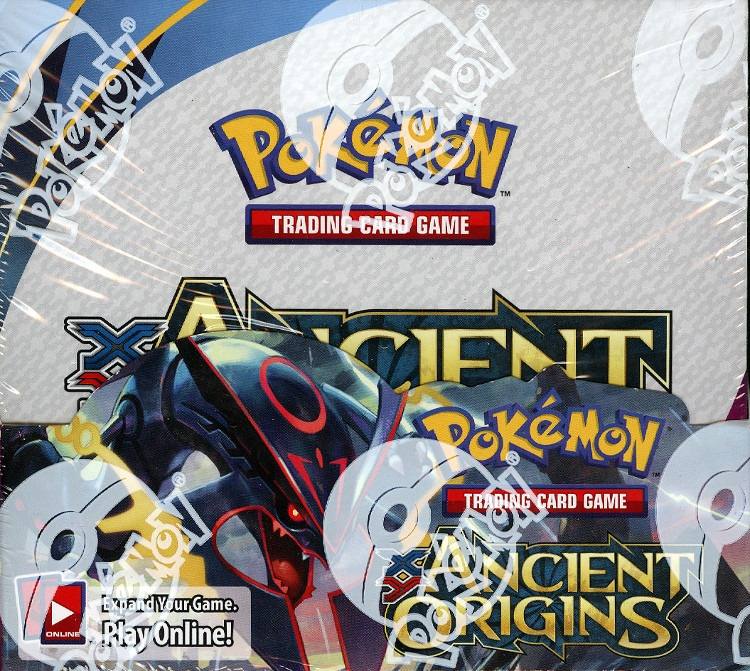 Pokemon TCG XY Ancient Origins Sealed Booster Box (English)