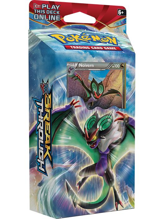 Pokemon TCG XY Breakthrough Theme Deck: Night Striker (Sealed)