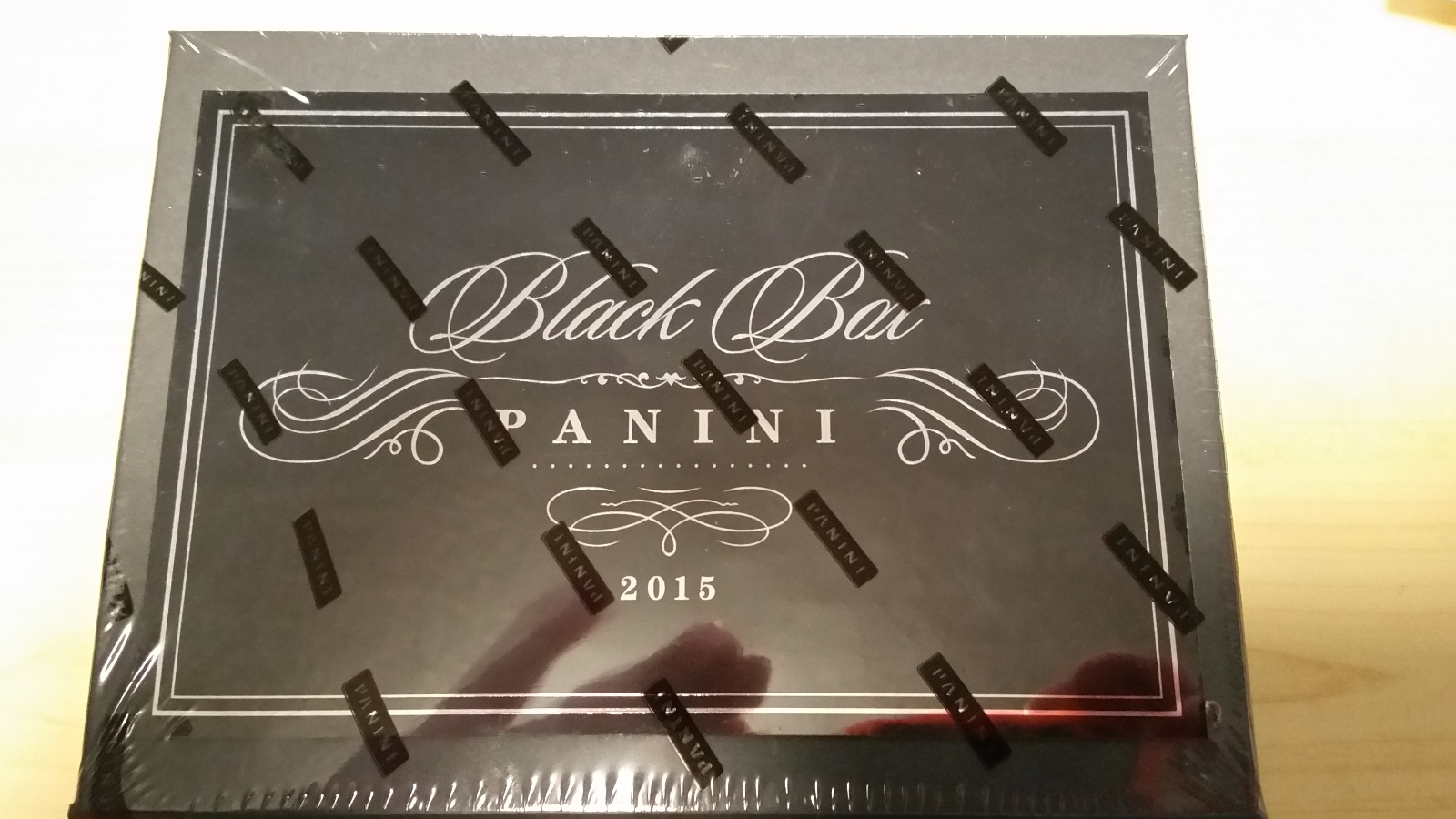 2015 Panini Las Vegas Industry Summit Sealed Black Box