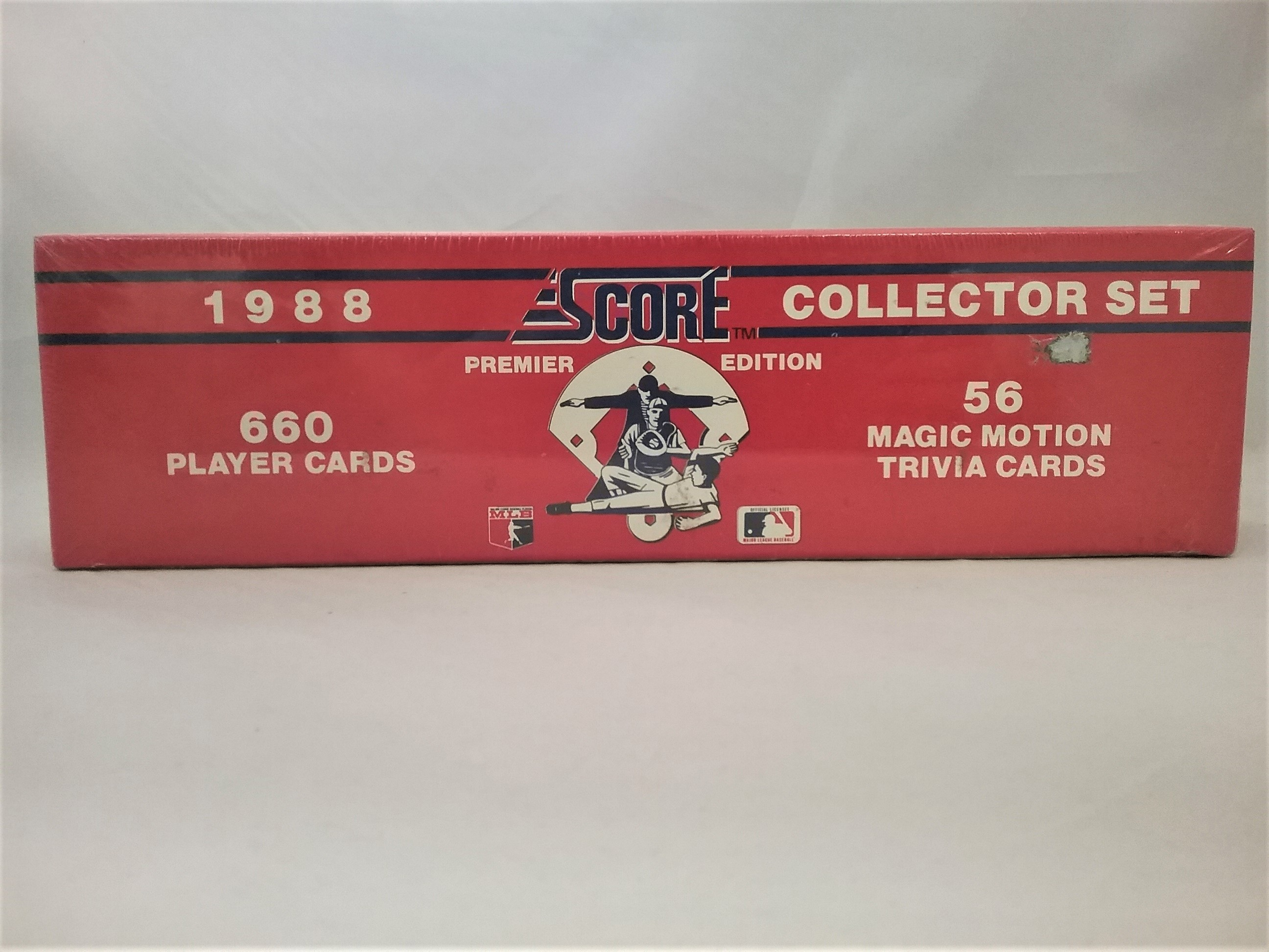 1988 Score Baseball Factory Set Sealed