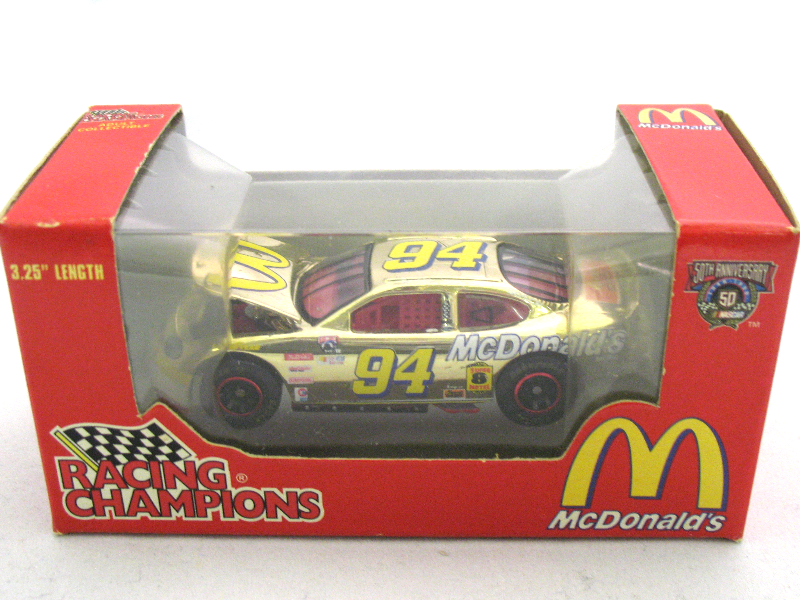 Details about  /1998 Nascar Racing Champions #94 1:24 Scale 50th Anniversary Bill Elliot