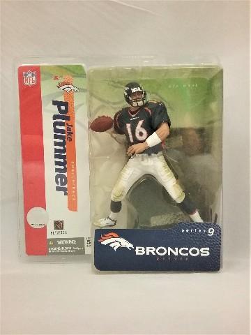 2004 Jake Plummer NFL McFarlane Sportspicks Figure Denver Broncos Series 9