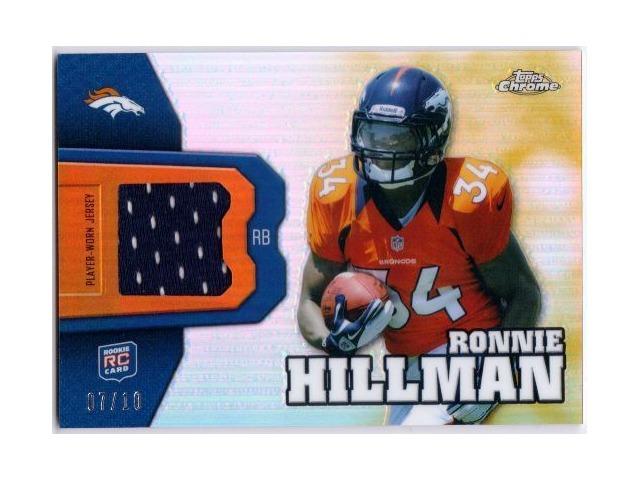 ronnie hillman jersey