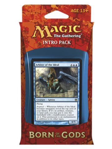 Magic the Gathering MTG Born Of The Gods Intro Pack- Inspiration Struck Englsh