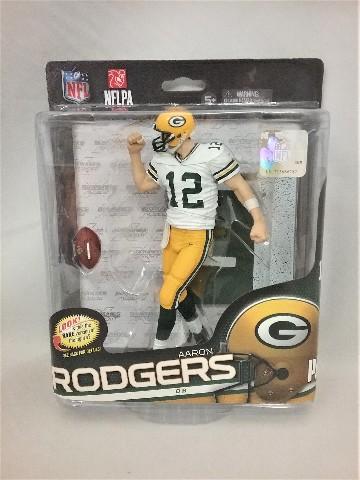 2014 Aaron Rodgers McFarlane's Sportspicks Debut SPD NFL 34 Green Bay Packers