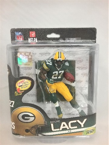 2014 Eddie Lacy McFarlane's Sportspicks Debut Series 34 Green Bay Packers