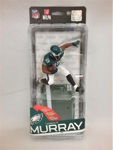 2015 DeMarco Murray McFarlane Figure NFLPA NFL 36 Philadelphia Philly Eagles