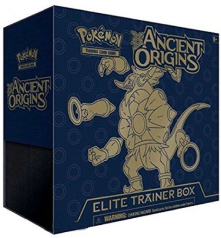 Pokemon TCG XY Ancient Origins Elite Trainer Box (Sealed)
