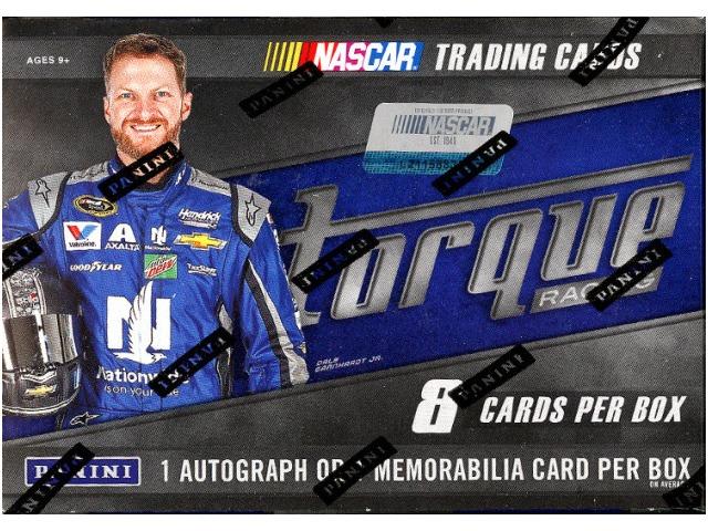 2016 Panini Torque NASCAR Auto Racing Blaster Box (Sealed)