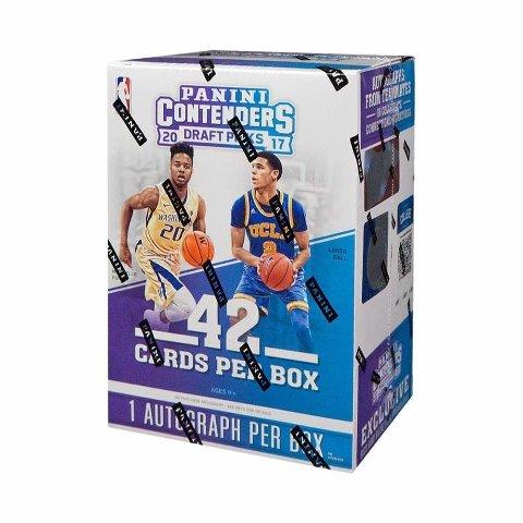 2017/18 Panini Contenders Draft Picks NCAA Blaster Box (Sealed)(7 Pack s)