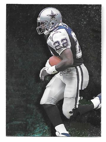 Details about EMMITT SMITH 1995 Classic NFL Experience Emmitt Zone PR 1995  Dallas Cowboys