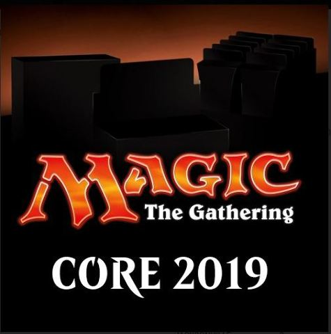Magic the Gathering (MTG) Core Set Booster Box (English) (Sealed) 2019
