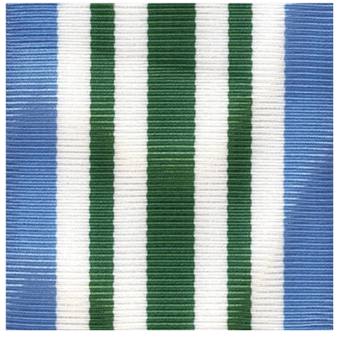 Vanguard Full-Size Joint Service Commendation (JSCM) Ribbon Yardage