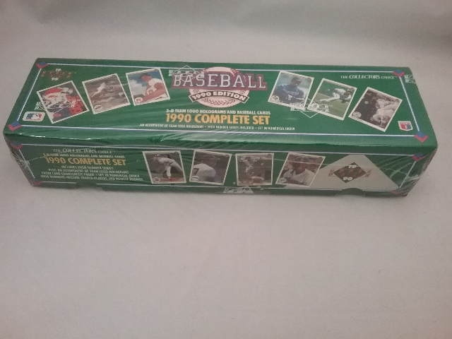 1990 Upper Deck Baseball Factory Set Sealed