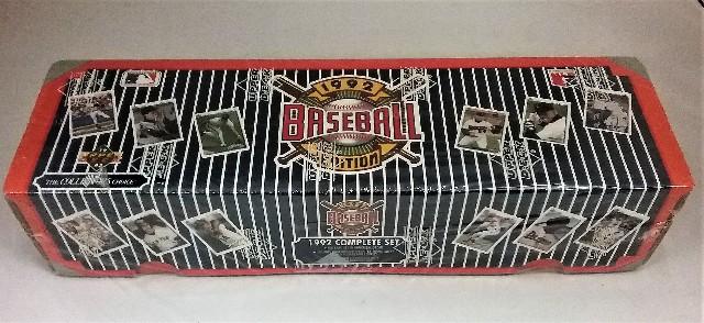 1992 Upper Deck Baseball Factory Set Sealed