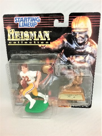 1998 Doug Flutie Starting Lineup Heisman collection 1984 Boston College Eagles