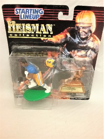 Tony Dorsett Starting Lineup Heisman collection 1976 Pittsburgh Panthers