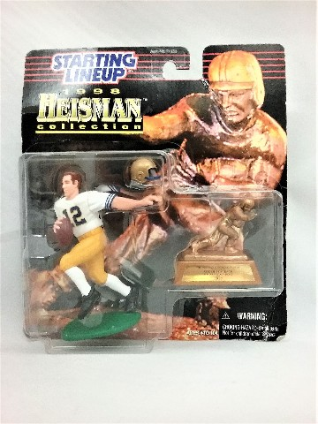 1998 Roger Staubach NFL Starting Lineup Heisman Collection 1963 U.S. Naval Academy