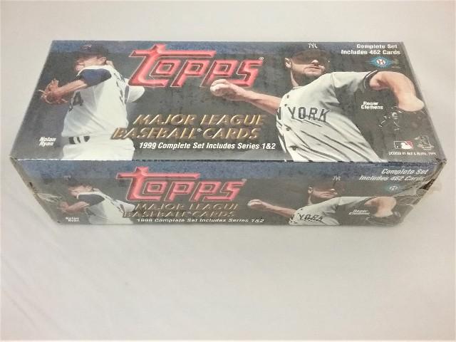 1999 Topps Baseball Factory Set Sealed