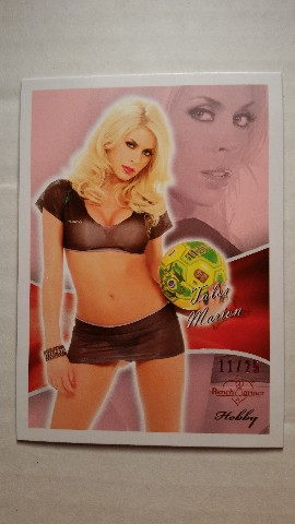 Talor Marion 2013 Bench Warmer Hobby Pink Foil #99 Model 11/25