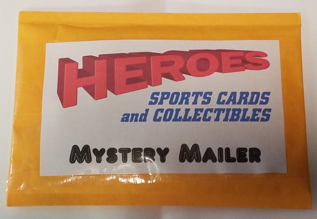15 Spot Heroes Mystery Mailer Baseball Break 0001