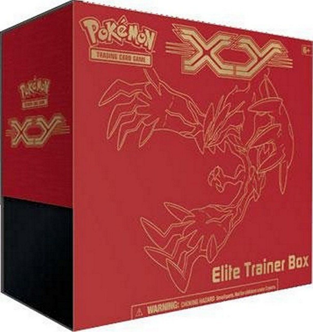 Pokemon TCG XY Yveltal Elite Trainer Box (Sealed)