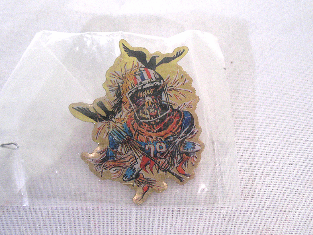 1994 Coke MONSTERS OF THE GRIDIRON Pin Ray Scarecrow Childress