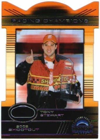 2003 Press Pass Eclipse Racing Champions Complete Set #1-36 Die-Cut NASCAR Cards