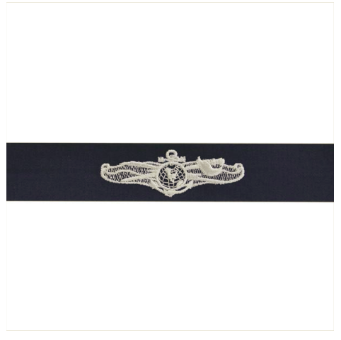 Vanguard NAVY EMBROIDERED BADGE: INFORMATION DOMINANCE WARFARE ENLISTED COVERALL