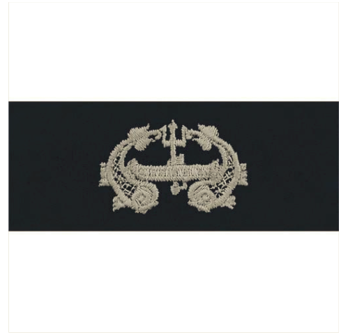 Vanguard NAVY EMBROIDERED BADGE: DEEP SUBMERGENCE ENLISTED - COVERALL