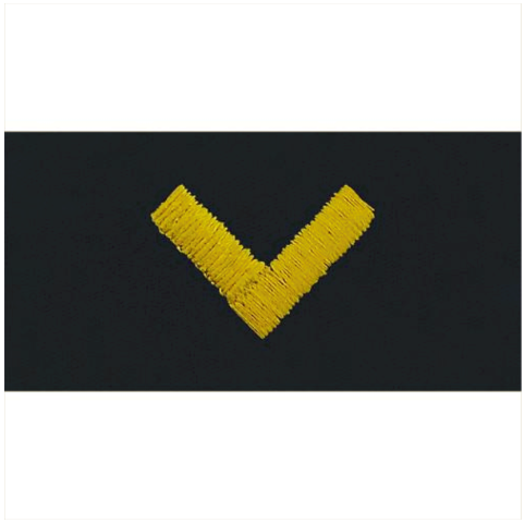 Vanguard NAVY EMBROIDERED COLLAR DEVICE: SHIP REPAIR TECHNICIAN - COVERALL