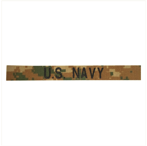 Vanguard U.S. NAVY TAPE: WOODLAND DIGITAL