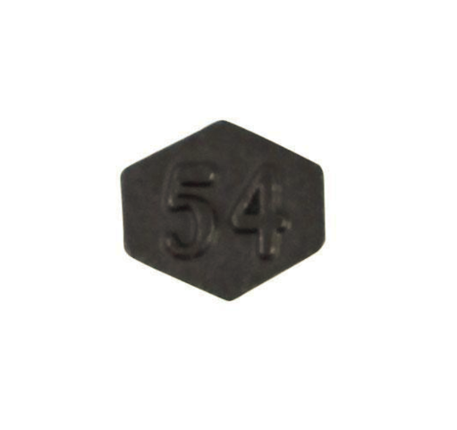 Vanguard ARMY IDENTIFICATION BADGE ATTACHMENT: DIRECTOR 54 - BLACK METAL