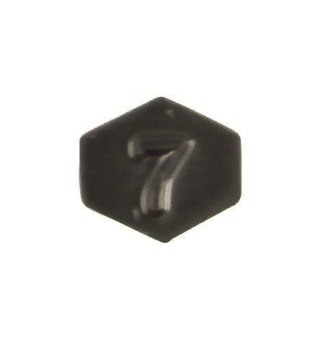 Vanguard ARMY IDENTIFICATION BADGE ATTACHMENT: DIRECTOR 7 - BLACK METAL