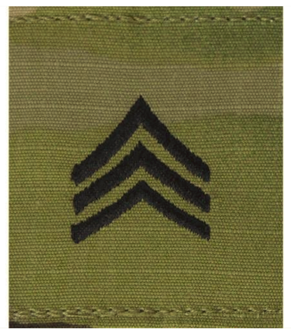 Vanguard ARMY GORTEX RANK: SERGEANT - OCP JACKET TAB