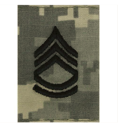Vanguard ARMY GORTEX RANK: SERGEANT FIRST CLASS - ACU JACKET