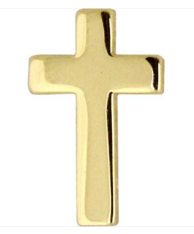 Vanguard NAVY COLLAR DEVICE: CHAPLAIN CHRISTIAN - GOLD
