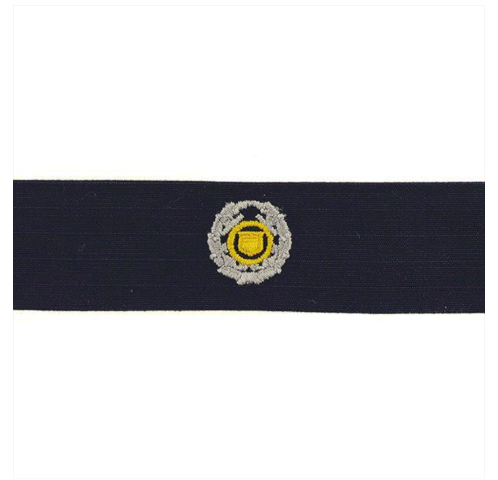 Vanguard COAST GUARD AUXILIARY BADGE: OPERATIONAL AUXILIARY - RIPSTOP FABRIC
