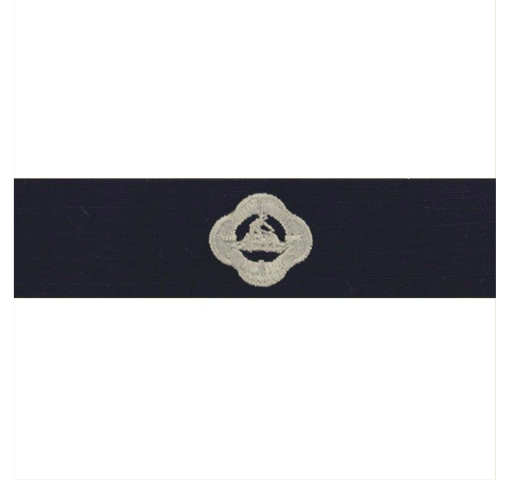 Vanguard COAST GUARD AUXILIARY BADGE: PERSONNEL WATER OPERATIONS - RIPSTOP