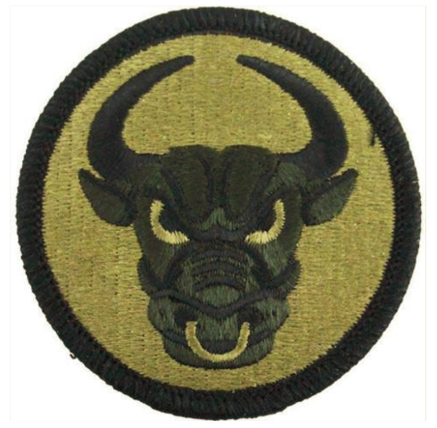 Vanguard ARMY PATCH: 518TH SUSTAINEMENT BRIGADE - EMBROIDERED ON OCP