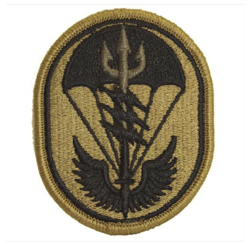 Vanguard ARMY PATCH: U.S. ARMY SPECIAL OPERATIONS COMMAND SOUTH - OCP