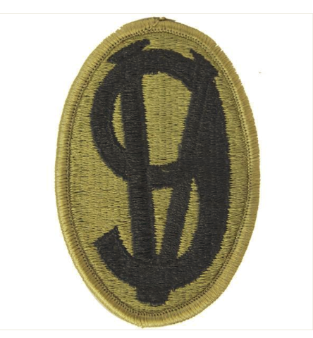 Vanguard ARMY PATCH: 95TH INFANTRY TRAINING DIVISION - EMBROIDERED ON OCP
