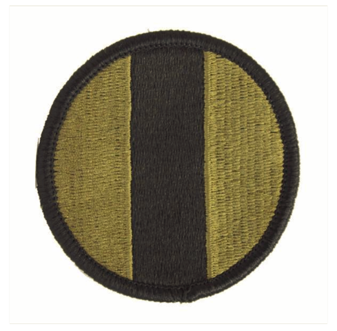Vanguard ARMY PATCH: TRAINING AND DOCTRINE COMMAND: TRADOC - EMBROIDERED ON OCP