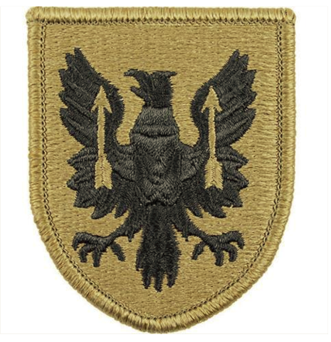 Vanguard ARMY PATCH: 11TH AVIATION BRIGADE - EMBROIDERED ON OCP