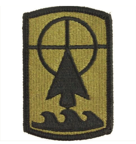 Vanguard ARMY PATCH: 157TH MANEUVER ENHANCEMENT BRIGADE - EMBROIDERED ON OCP