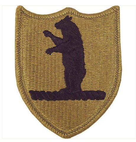 Vanguard ARMY PATCH: MISSOURI NATIONAL GUARD - EMBROIDERED ON OCP