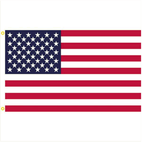 Vanguard AMERICAN FLAG: UNITED STATES OF AMERICA - EPOLY 3' x 5'